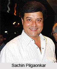 Sachin Pilgaonkar, Indian Actor