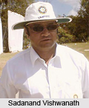 Sadanand Vishwanath, Indian Cricket Player