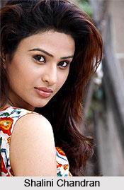 Shalini Chandran, Indian TV Actress