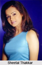 Sheetal Thakkar, Indian TV Actress