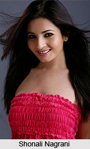Shonali Nagrani, Indian Television Actress