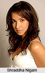 Shraddha Nigam, Indian TV Actress