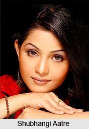 Shubhangi Aatre, Indian TV Actress