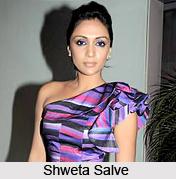 Shweta Salve, Indian Television Actress
