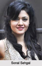 Sonal Sehgal, Indian TV Actress