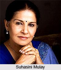 Suhasini Mulay, Indian TV Actress