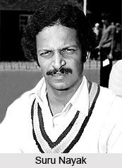 Suru Nayak, Indian Cricket Player