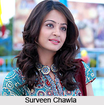 Surveen Chawla, Indian Television Actress