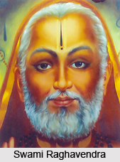Swami Raghavendra, Indian Saint