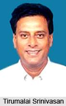 Tirumalai Srinivasan, Tamil Nadu Cricket Player