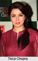 Tisca Chopra, Indian TV  Actress