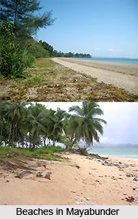 Tourism in Mayabunder, Andaman and Nicobar Islands