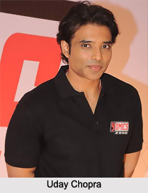 Uday Chopra, Bollywood Actor