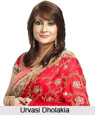 Urvasi Dholakia , Indian TV Actress