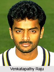 Venkatapathy Raju, Former Indian Cricket Player
