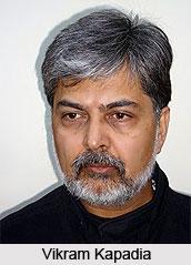 Vikram Kapadia,  TV Actor