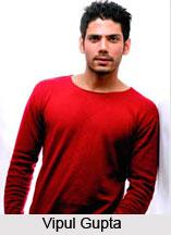 Vipul Gupta, Indian TV Actor