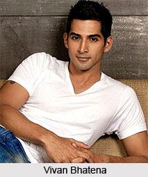 Vivan Bhatena, Indian Television Actor