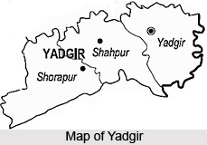 Yadgir, Yadagir district, Karnataka