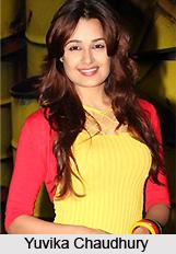 Yuvika Chaudhury, Indian TV Actress