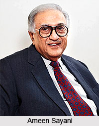Ameen Sayani, Indian Radio Personality