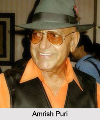 Amrish Puri, Bollywood Actor