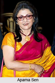 Aparna Sen, Indian Actress/Director