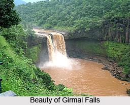 Girmal Waterfall, Dang District, Gujarat