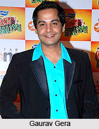 Gaurav Gera aka Nandu, Indian TV Actor