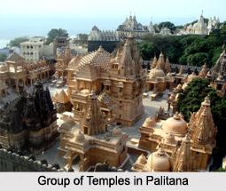 Palitana, Saurashtra district, Gujarat