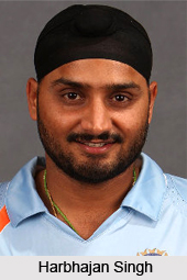 Harbhajan Singh, Indian Cricket Player