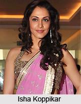 Isha Koppikar, Bollywood Actress