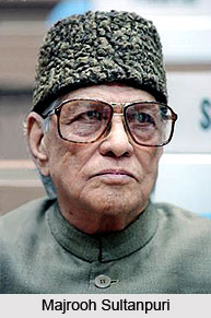 Majrooh Sultanpuri, Indian Film Lyricist