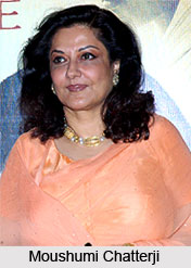 Moushumi Chatterji, Bollywood Actress