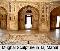 Features Of Mughal Sculpture, Indian Sculpture