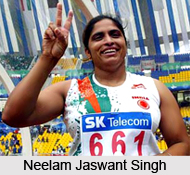 Neelam Jaswant Singh, Indian Athlete