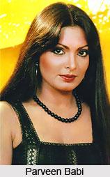 Parveen Babi, Bollywood Actress