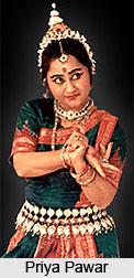 Priya Pawar,  Indian Dancer
