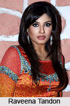 Raveena Tandon, Bollywood Actress