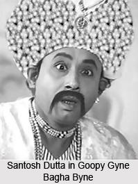 Santosh Dutta, Indian Actor