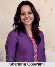 Shahana Goswami, Indian Actress