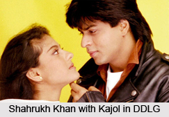 Shahrukh Khan in Romantic Movies, Indian Actor