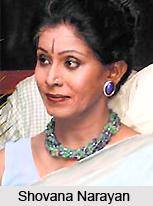 Shovana Narayan, Indian Dancer