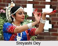 Sreyashi Dey, Indian Dancer