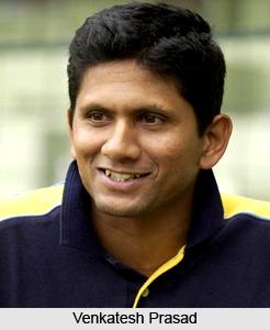 Venkatesh Prasad, Former Indian Cricket Player