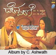 C. Ashwath, Indian Musician