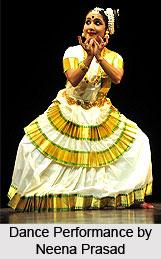 Neena Prasad,  Indian Dancer