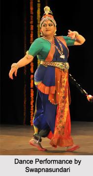 Swapnasundari, Kuchipudi Dancer