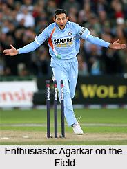 Ajit Agarkar, Former Indian Cricket Player
