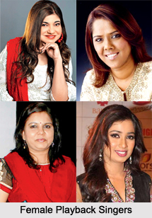 Bollywood Playback Singers